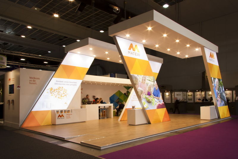 Expo Exhibition Stands Group : Evexis group events